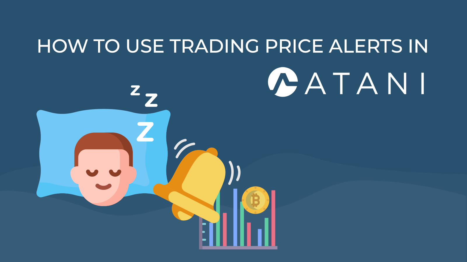 How to use trading price alerts in Atani